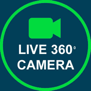 Denali View Adventures Live 360 Camera